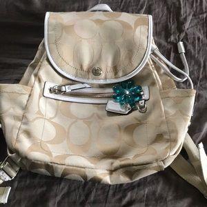 Coach backpack